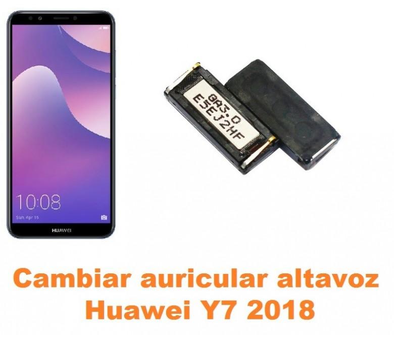 Mejores Auriculares Huawei Y7 2018
