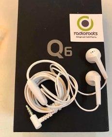 Mejores Auriculares LG Q6