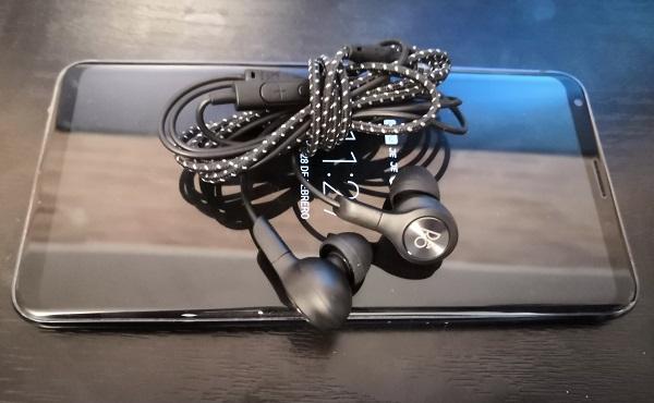 Mejores Auriculares LG V30