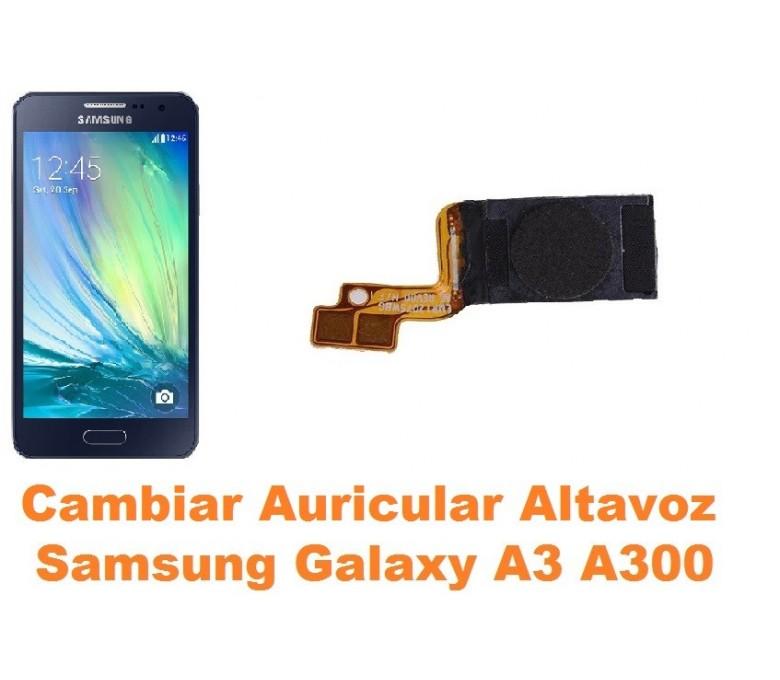 Mejores Auriculares Samsung A3 /A300