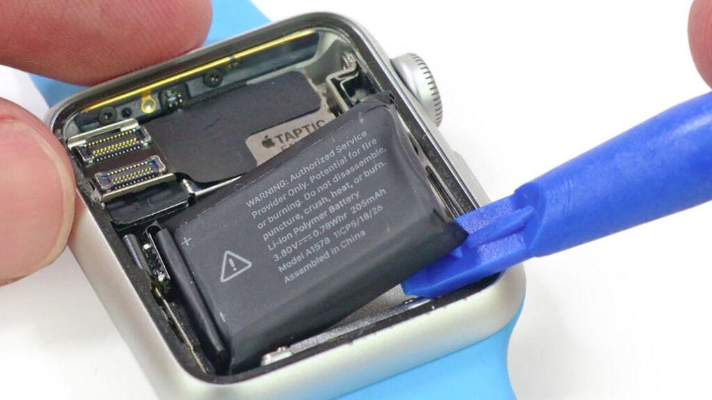 Mejores Baterías APPLE WATCH 2