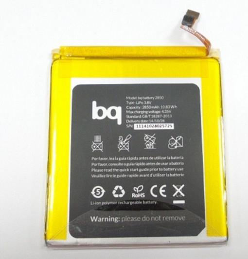 Mejores Baterías BQ E5 4G