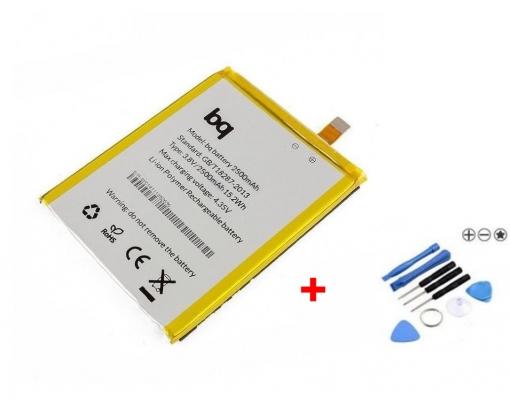 Mejores Baterías BQ E5 FHD