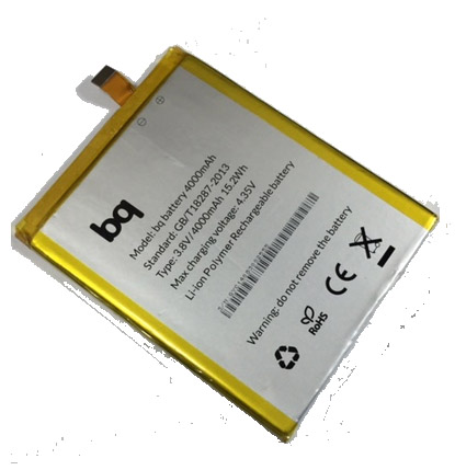 Mejores Baterías BQ E6