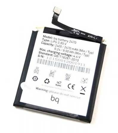 Mejores Baterías BQ M4.5