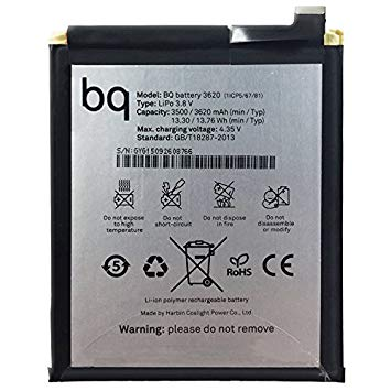 Mejores Baterías BQ M5.5