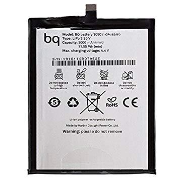 Mejores Baterías BQ U