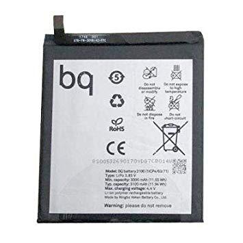 Mejores Baterías BQ U2