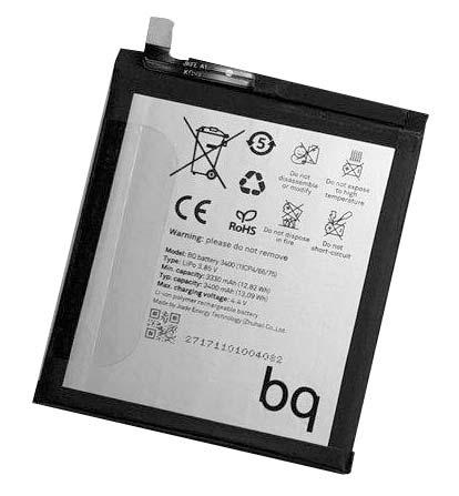 Mejores Baterías BQ V