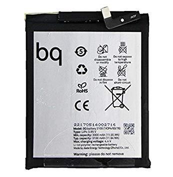 Mejores Baterías BQ X PRO