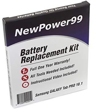 Mejores Baterías GALAXY TAB PRO 10.1 T520