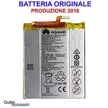 Mejores Baterías Huawei Mate S