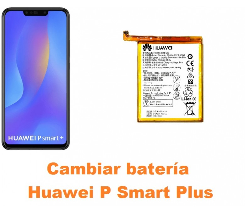 Mejores Baterías Huawei P Smart Plus