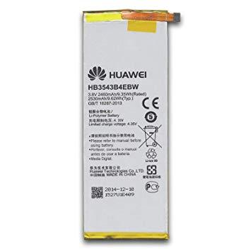 Mejores Baterías Huawei P7