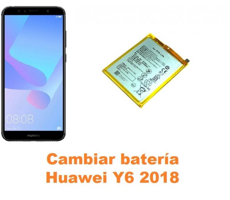 Mejores Baterías Huawei Y6 2018