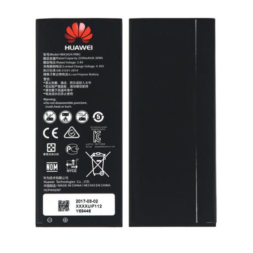 Mejores Baterías Huawei Y6 II