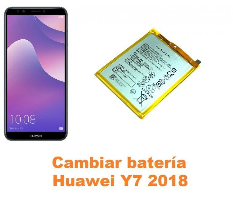 Mejores Baterías Huawei Y7 2018
