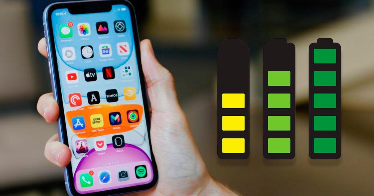 Mejores Baterías iPhone 11