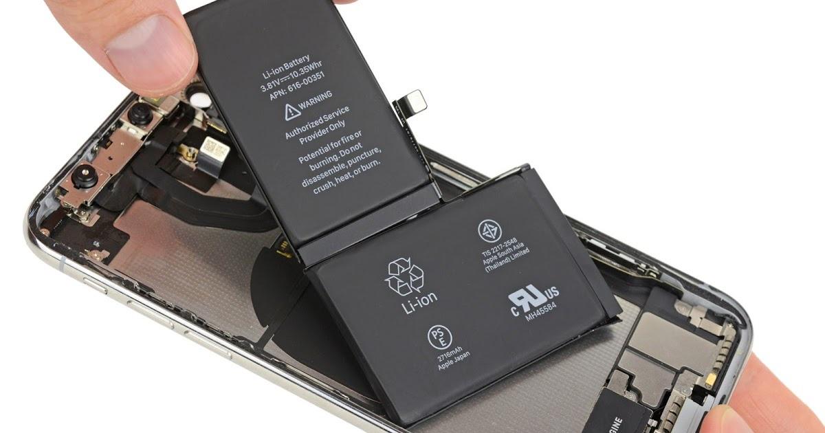 Mejores Baterías iPhone X