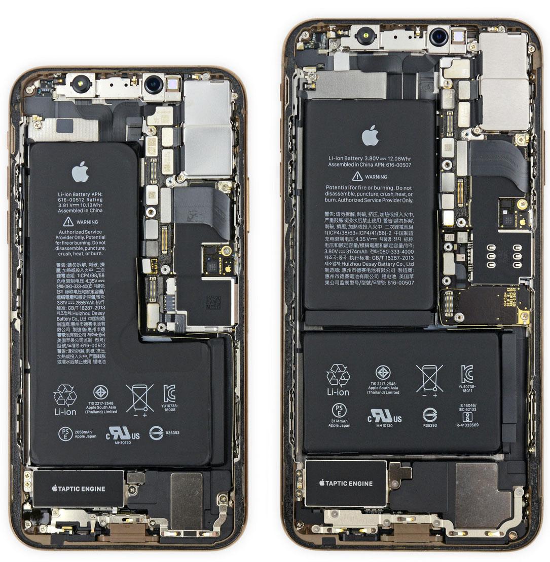Mejores Baterías iPhone Xs Max