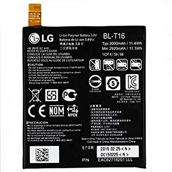 Mejores Baterías LG G FLEX 2