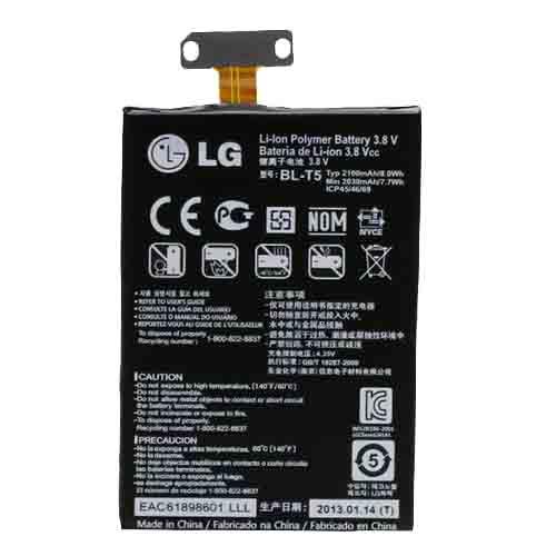 Mejores Baterías LG Nexus 4