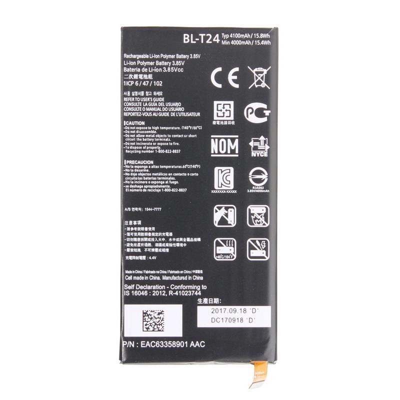 Mejores Baterías LG X Power