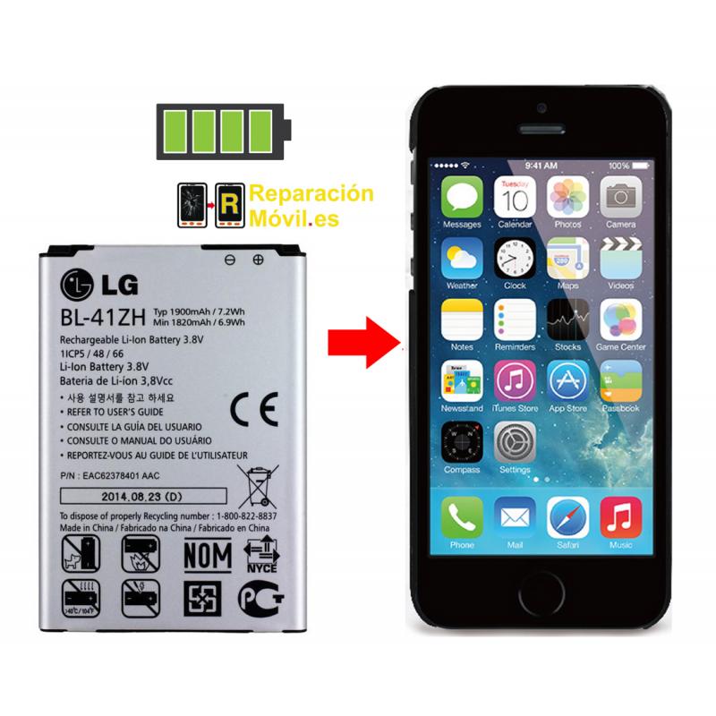 Mejores Baterías LG X Ray