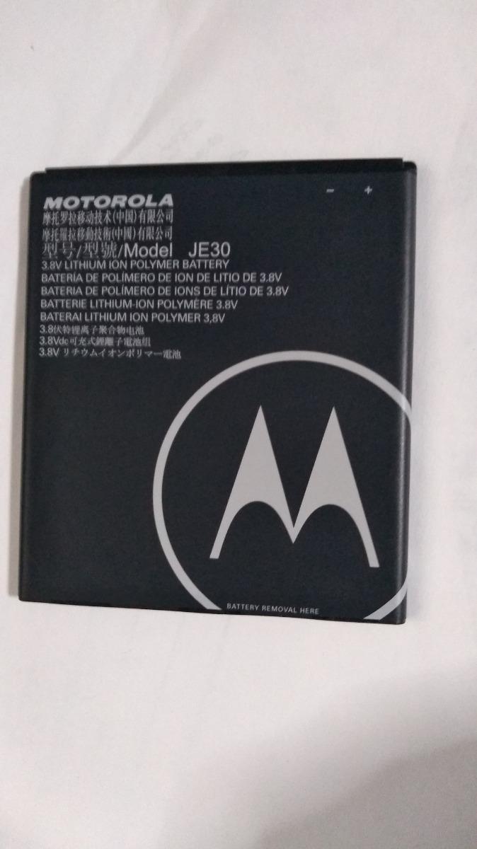 Mejores Baterías Motorola Moto E5 Play