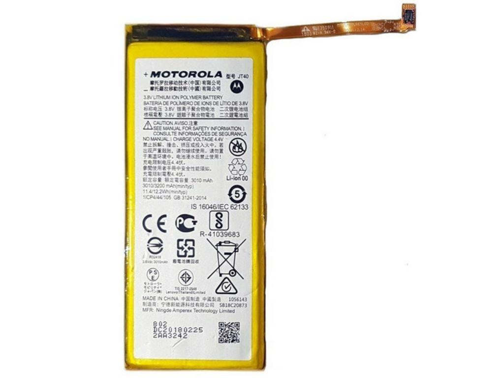 Mejores Baterías Motorola Moto G6