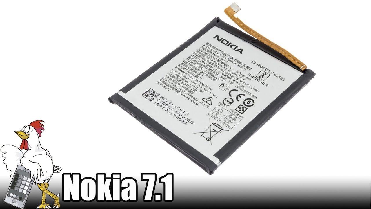 Mejores Baterías Nokia 7.1