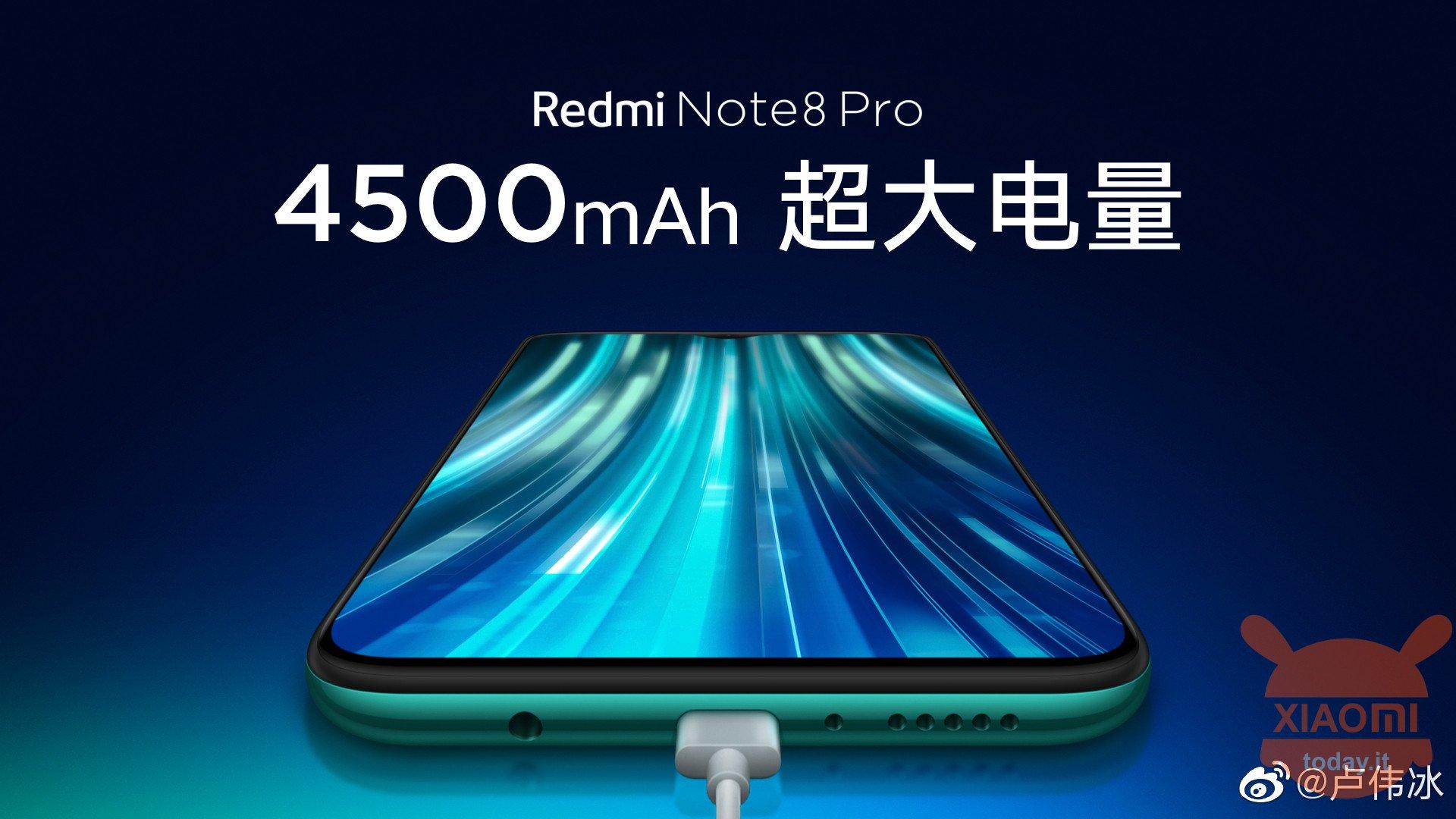 Mejores Baterías Redmi Note 8T
