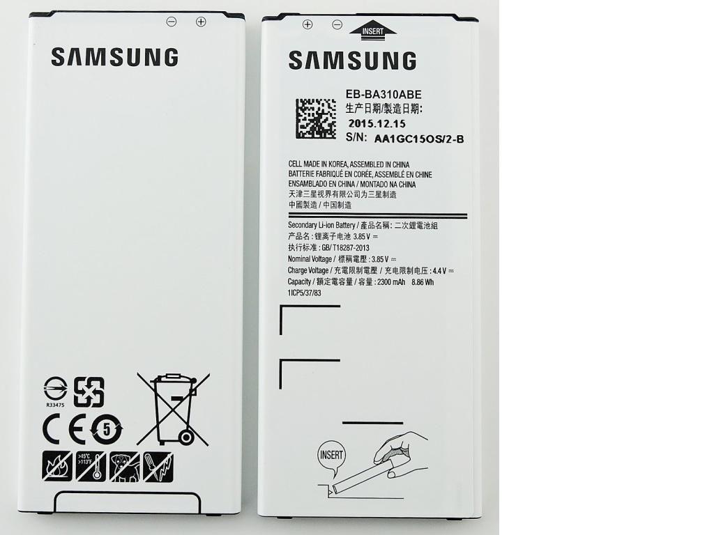 Mejores Baterías Samsung A3 2016 / A310