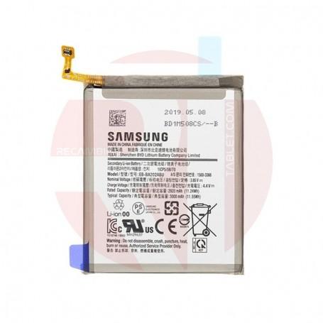 Mejores Baterías Samsung Galaxy A20e SM-A202F