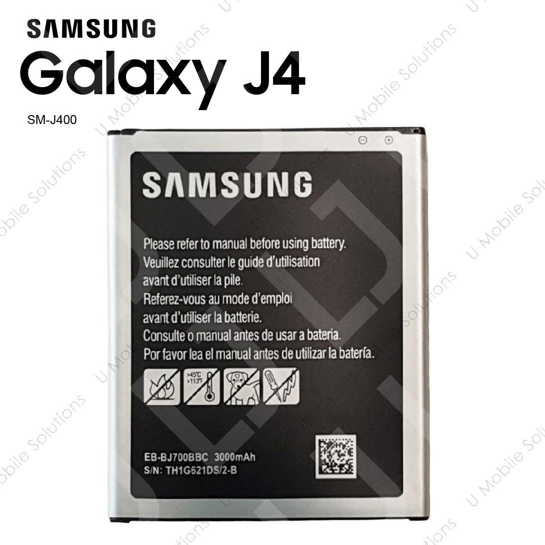 Mejores Baterías Samsung J4 2018