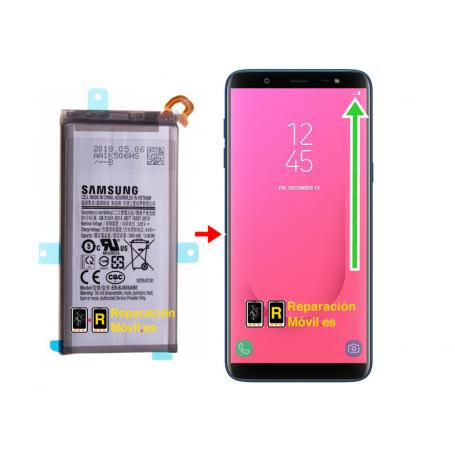 Mejores Baterías Samsung J8 2018