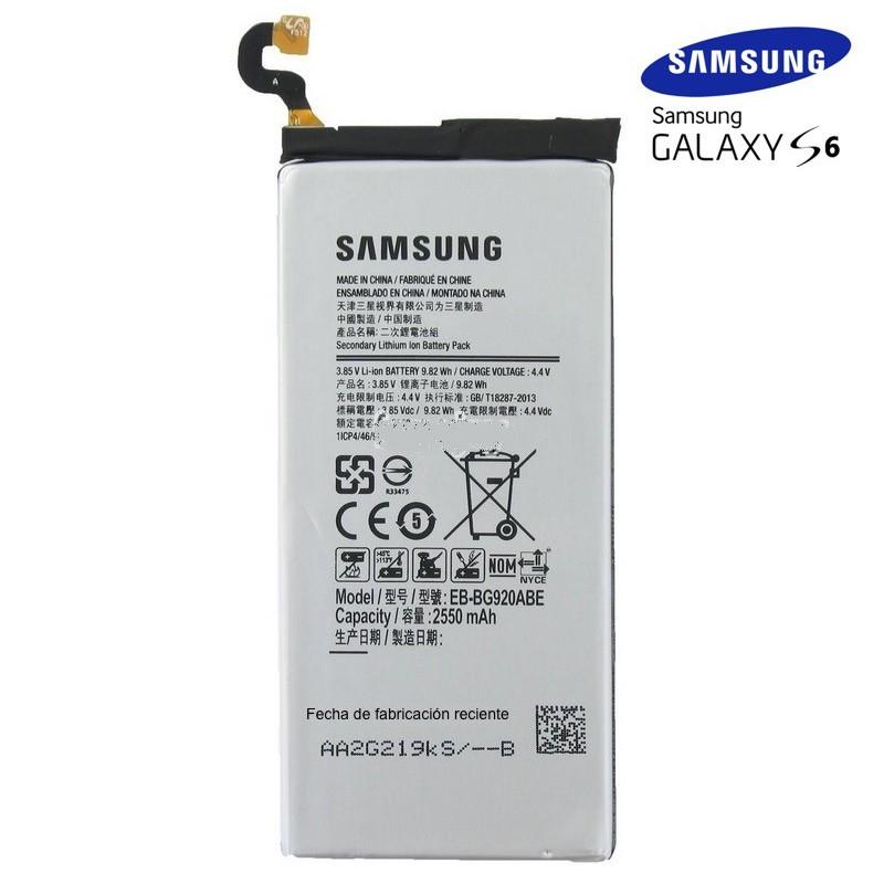 Mejores Baterías Samsung S6