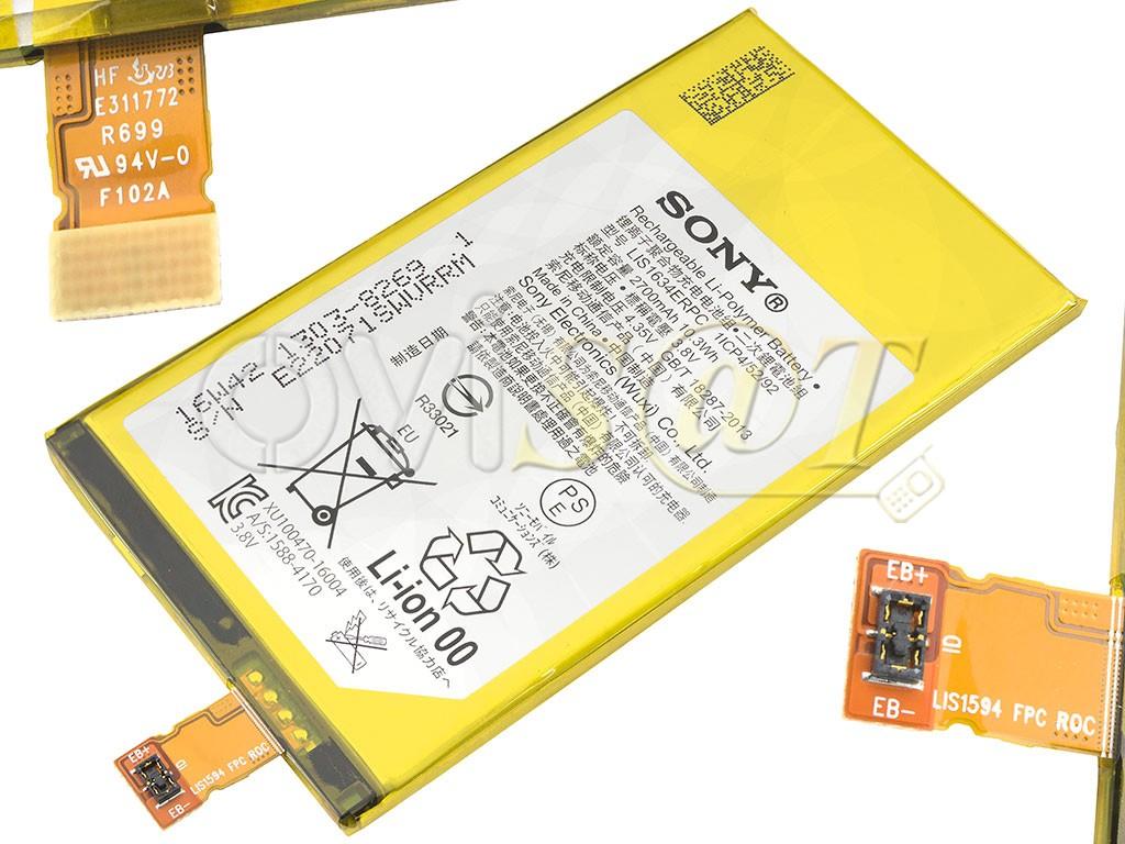 Mejores Baterías Sony Xperia X Compact
