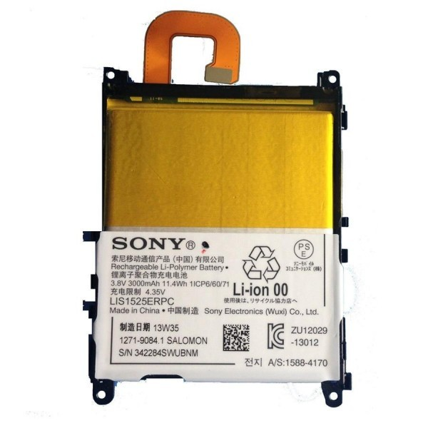 Mejores Baterías Sony Xperia Z1