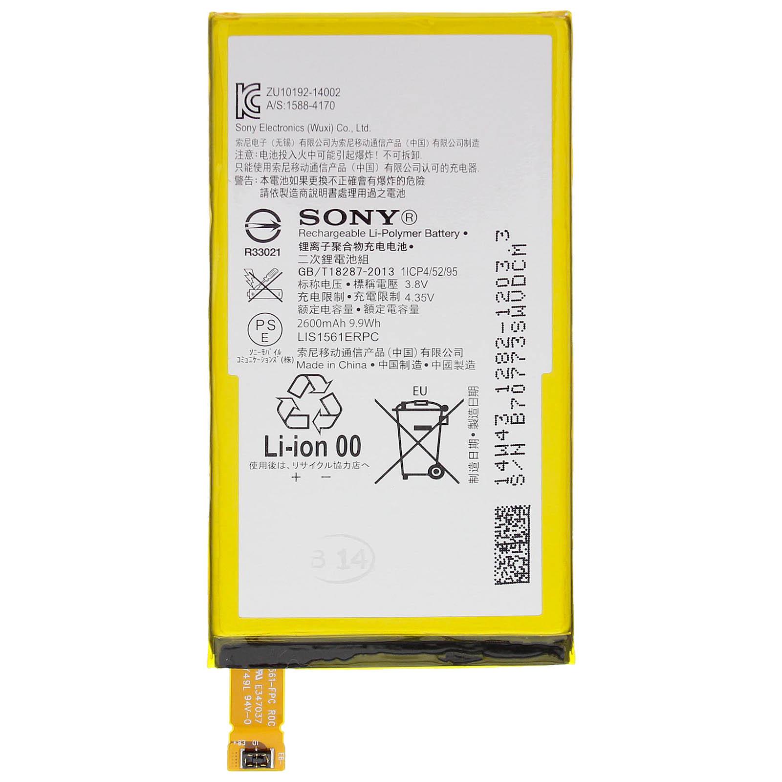 Mejores Baterías Sony Xperia Z3 mini