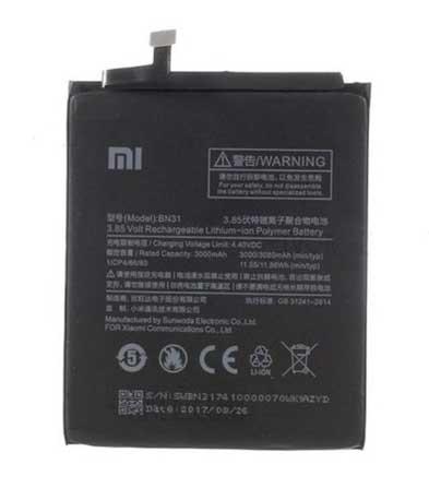 Mejores Baterías Xiaomi Mi 5X