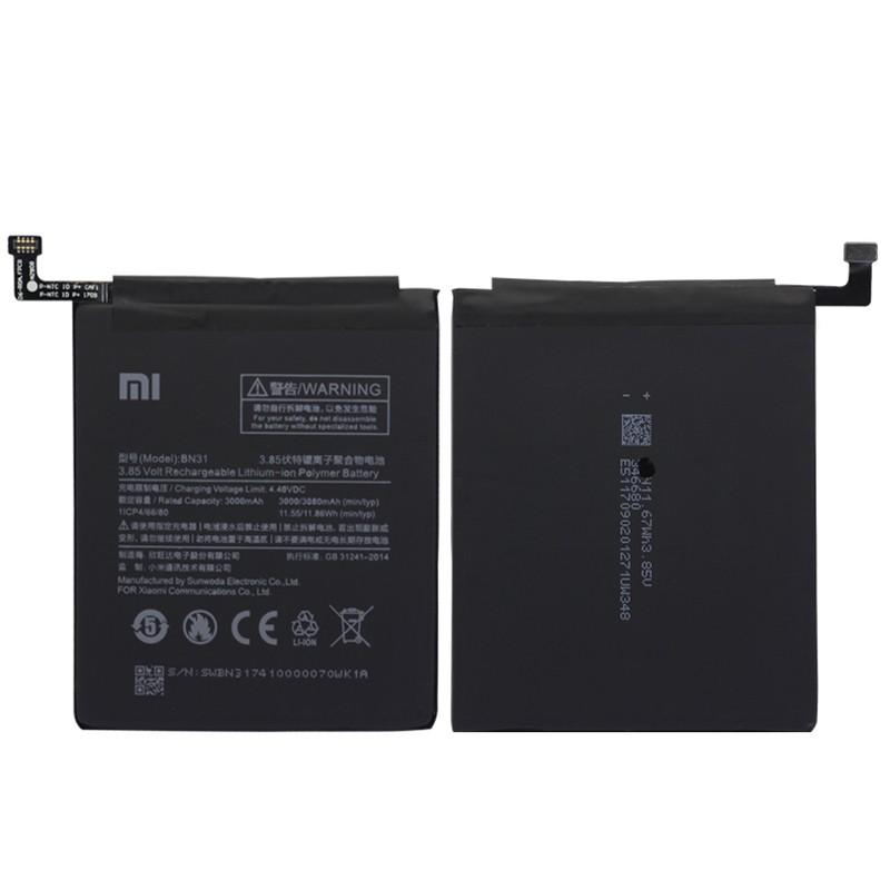 Mejores Baterías Xiaomi Mi 6