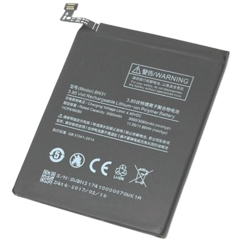 Mejores Baterías Xiaomi Mi A1