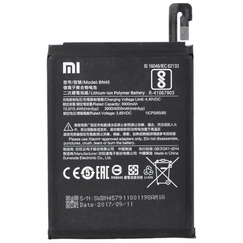 Mejores Baterías Xiaomi Redmi Note 5