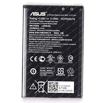 Mejores Baterías Zenfone 2 Laser 5.5