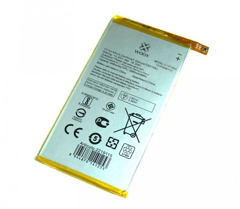 Mejores Baterías Zenfone 3 Deluxe ZS570KL