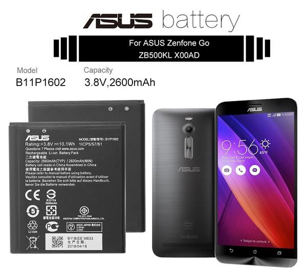 Mejores Baterías Zenfone Go 5.0 ZB500KL