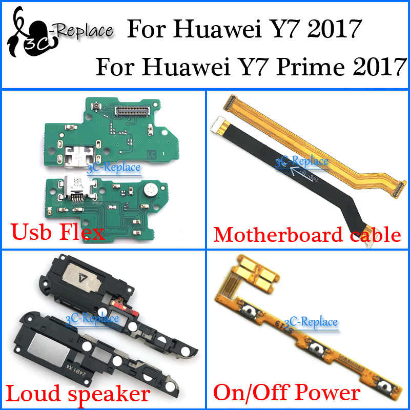 Mejores Cables Huawei Y7 2017
