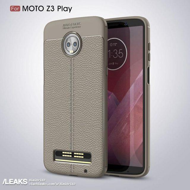 Mejores Carcasas Motorola Moto Z3 Play