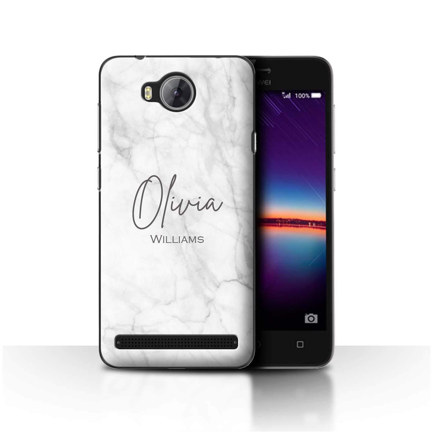 Mejores Carcasas Personalizadas Huawei Y3II